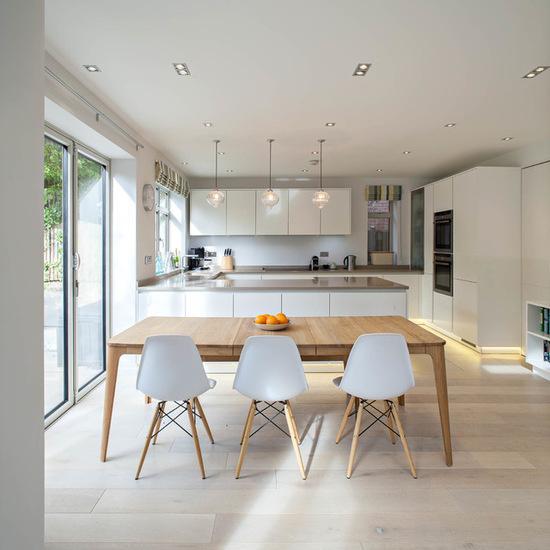 wide plank light flooring