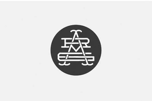 The Pressure #garcia #monogram #adam #r #logo