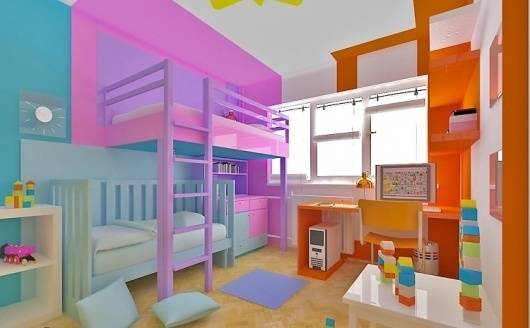 """""""Colors in Action"""" by Gemelli Design » Design You Trust – Design Blog and Community #color #pantone"""