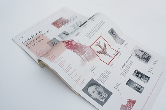 DALE! on the Behance Network #grid