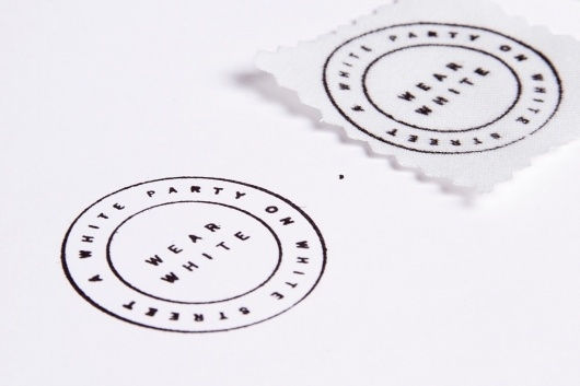 RoAndCordials | RoAndCo Studio #stamp #roandco #white #invitation