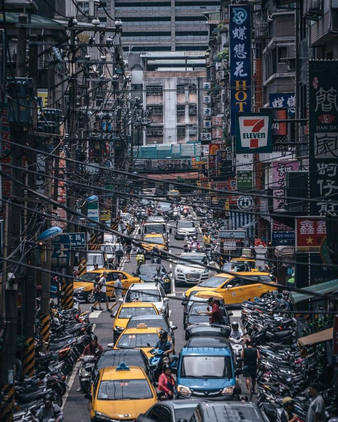 Outstanding Architecture and Cityscape Photography of Taiwan by RK