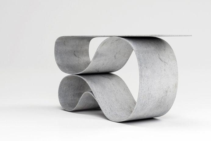 Concrete Canvas Collection – Minimalissimo #minimal #minimalism #furniture #concrete #design #coffeetable