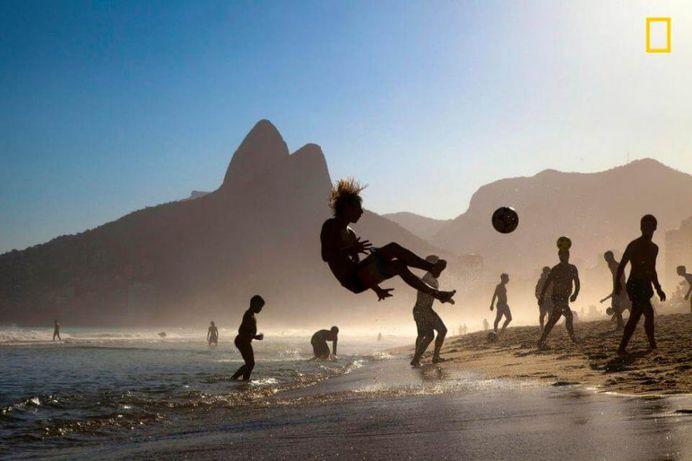 Ipanema Beach by M. Raccichini
