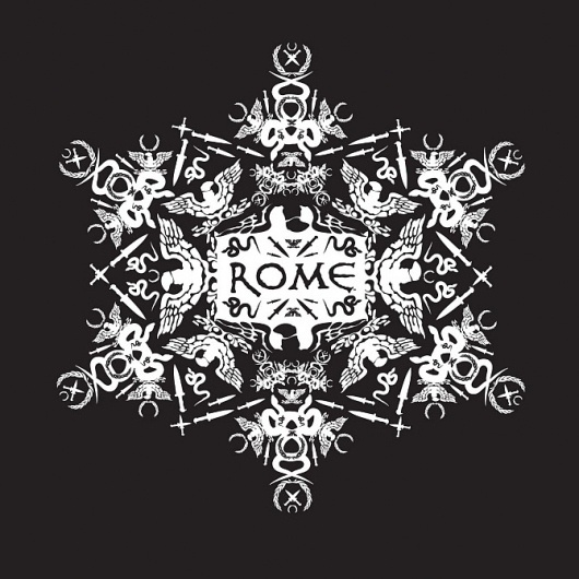 Edwin Tofslie - Creative Direction, Art Direction, Ideas, Design and Maker of Fine Jerky. #snowflakes #hbo #rome #snow