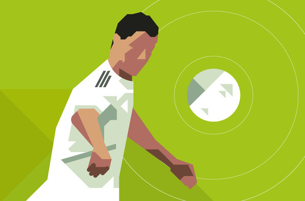 Sports icons azteca86 #illustration #sports #icons #soccer