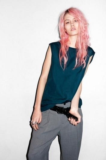 Charlotte Free by Terry Richardson | Professional Photography Blog #fashion #photography #inspiration