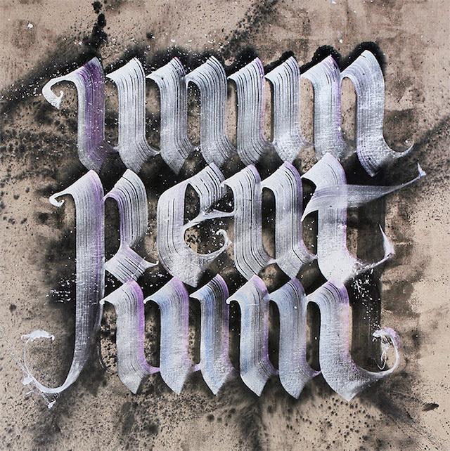 Calligraffiti by Niels Shoe Meulman 8 #calligraphy #text #graffiti #calligraffiti #art #street #typography