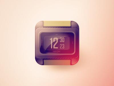 Nixon icon #icon #iphone #application #ipad