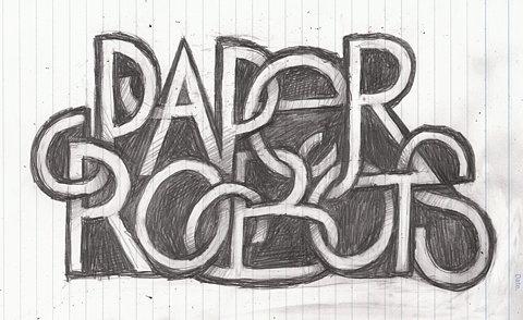 FFFFOUND! | CUSTOM LETTERS 2009 — LetterCult #custom #type #pencil #sketch #typography