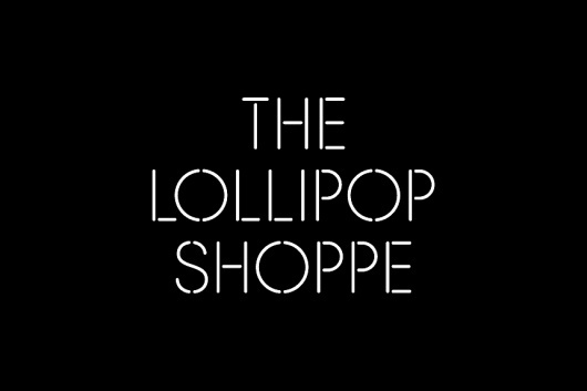 StudioMakgill - The Lollipop Shoppe #makgill #identity #studio #typography