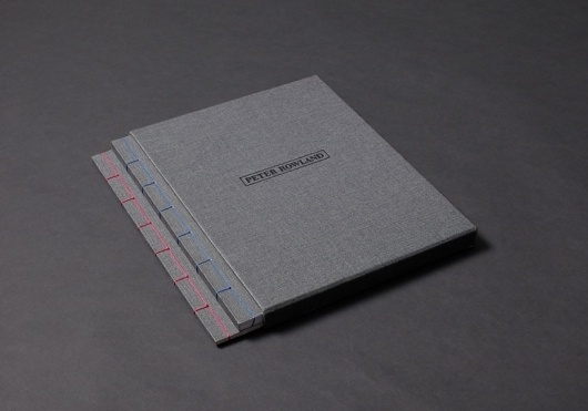 Graphic-ExchanGE - a selection of graphic projects - Page2RSS #inspiration #menu #binding #book