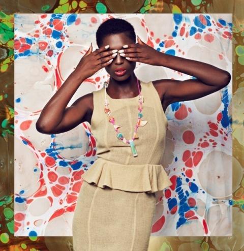 Adi Goodrich for Cast & Combed | PICDIT #photo #design #photography #art #fashion