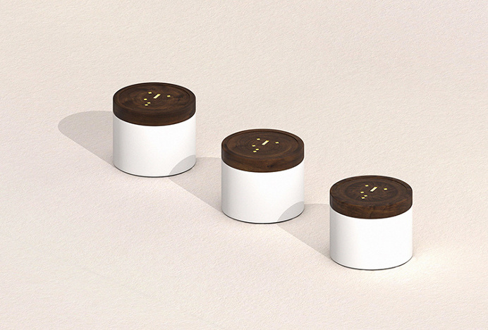 Source Skincare by Studio Crême #packaging