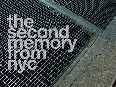 Dribbble - New York City by Damian Kidd #memory #from #typography #city #the #photography #york #nyc #sewer #new