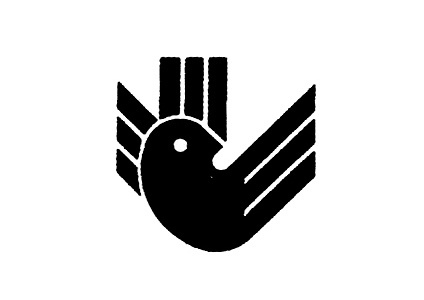 Javier Garcia » Mexican Logos & Symbols #mark #geometry #black #geometric #bird #logo