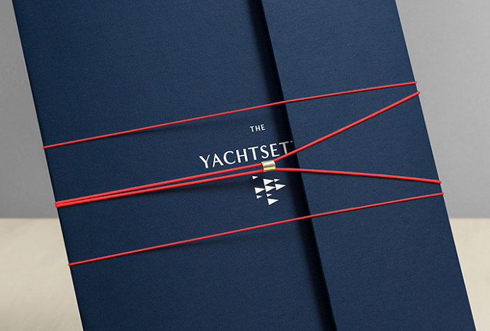 The Yachtsetter by Anagrama #print #graphic design #stationary