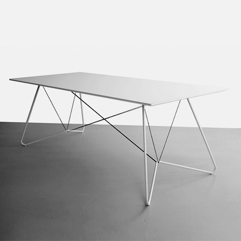 On a string table #e #i #l #k