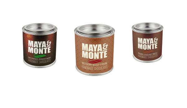 I am Peter King—Graphic designer #packaging #tins #branding #chocolate