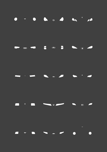 Yoni Alter #eyes #yoni #alter #illustration #car