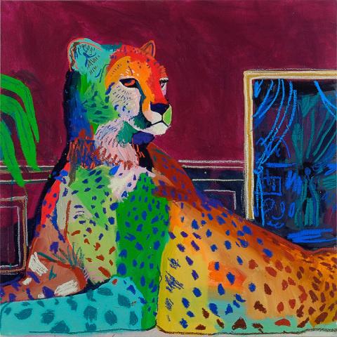 Andy Dixon | PICDIT #design #color #painting #art #colour