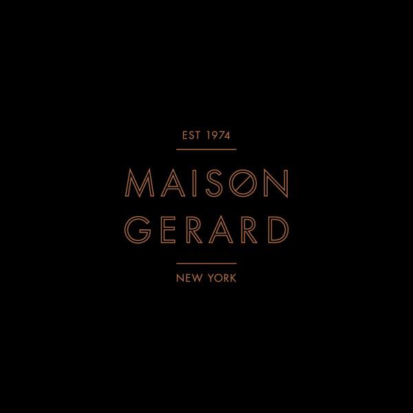 Maison Gerard on Behance #type #identity #typography