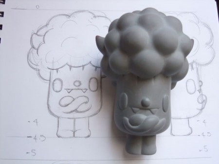 BEVIL Toy W.I.P Part 5 #shih #how #toy #to #paul