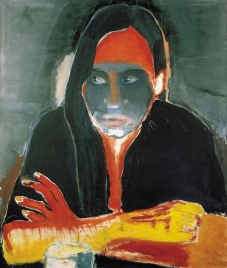 CONTEMPORARY ART BLOG #marlene #dumas