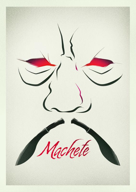 MACHETE product images of #movie #machete #malatesta #rocco #poster