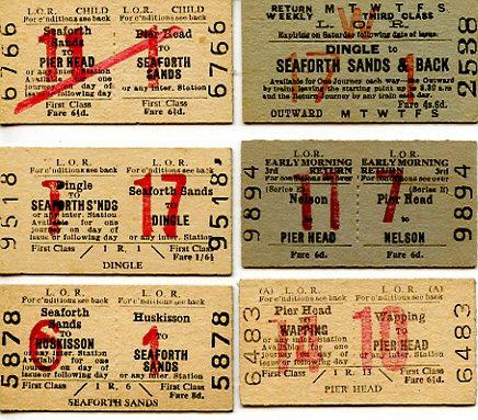 Vintage Ticket Stubs #vintage