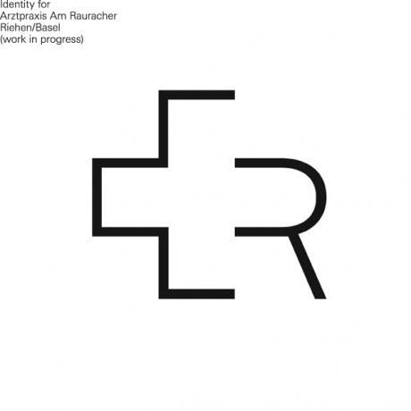 Rauracher #logo #brand #identity