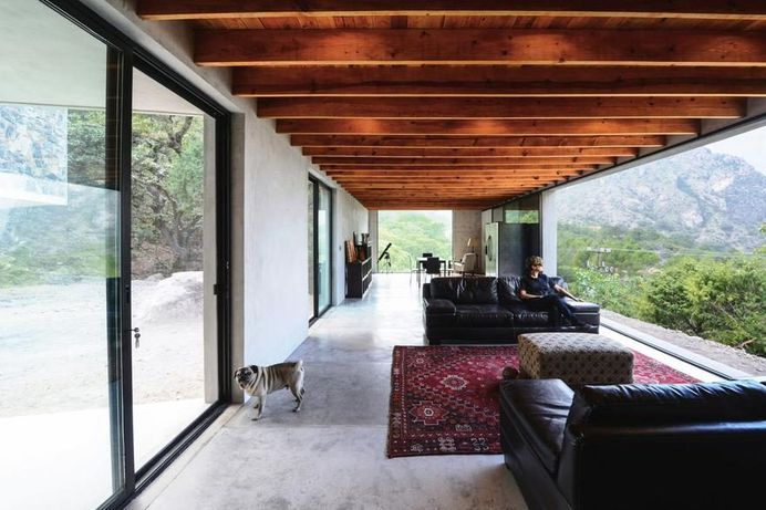 Bedolla House, P+0 Arquitectura 6