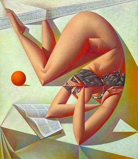 Georgy Kurasov | PICDIT #art #painting