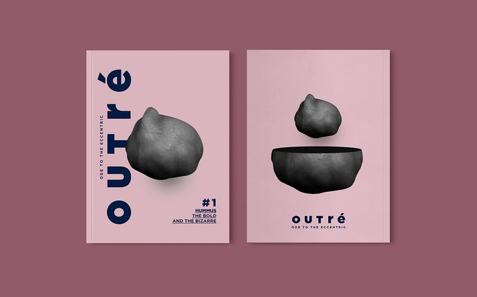 Outré : Ode to the Eccentric on Student Show