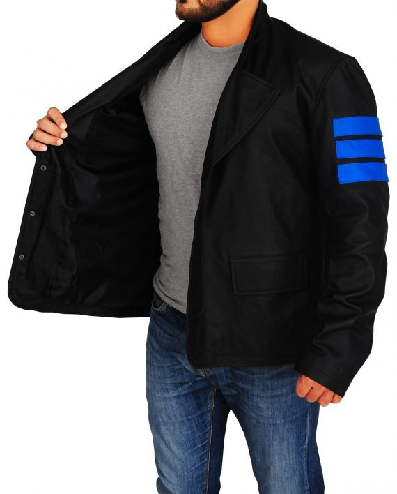 Mirror's Edge Jacknife Cosplay Leather Jacket (2) F-L-O