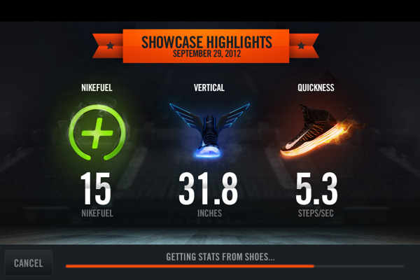 Infographic Ideas infographic basketball : Nike+ Basketball in Infographics