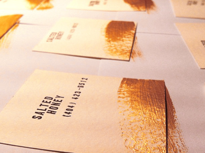 Salted_honey1 #card #biz