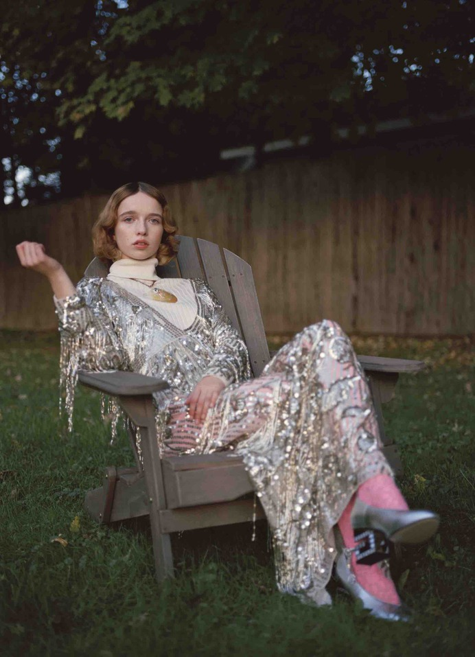 Let The Sun Beat Me Home Gucci Resort 19 Collection Fashion Editorial