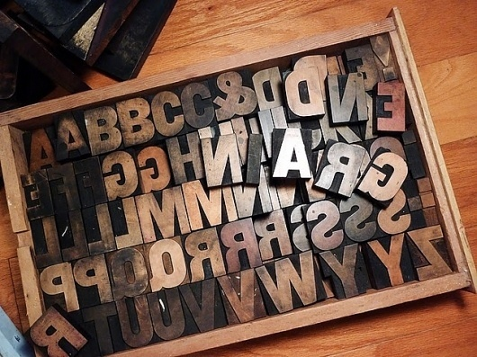 Graphic-ExchanGE - a selection of graphic projects #print #woodentype #typography