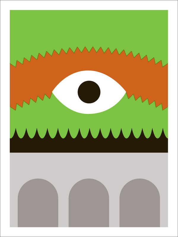 SYMBOL SOCIETY — The Streets - Number 8 #sesame #grouch #the #street