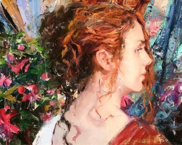 Figurative Paintings by Jeffrey R. Watts #watts #jeffrey #figurative #r #paintings
