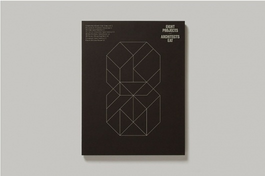 Hofstede Design #architects #design #graphic #geometric #brown #numeral