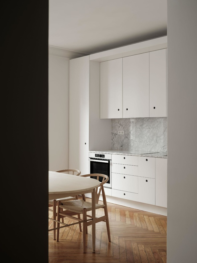 L Apartment by BarrioBohrer