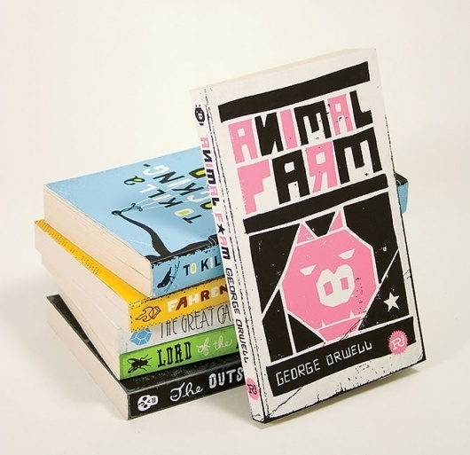 Mikey Burton / Graphic Design, Illustration and Letterpress #mikey #design #book #farm #burton #animal