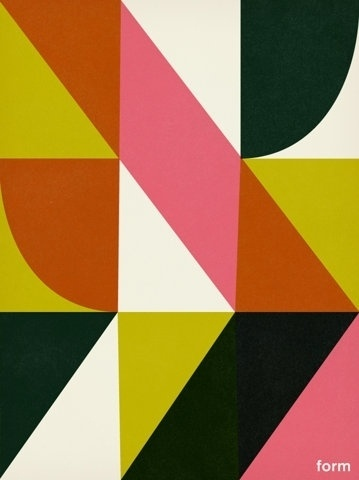 FFFFOUND! | Brent Couchman #abstract #pattern #color #brent #shapes #couchman
