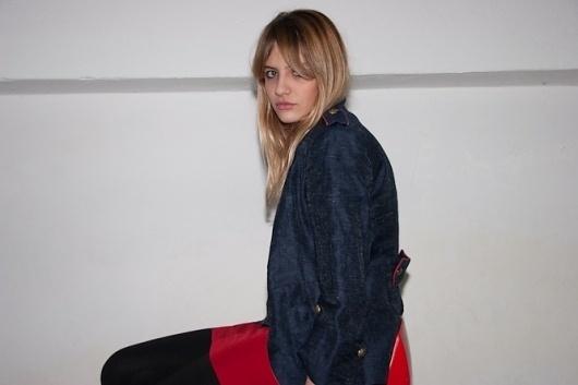 Garage Party : Cherry Seim | Low-fidelity Emotional Photography #girl