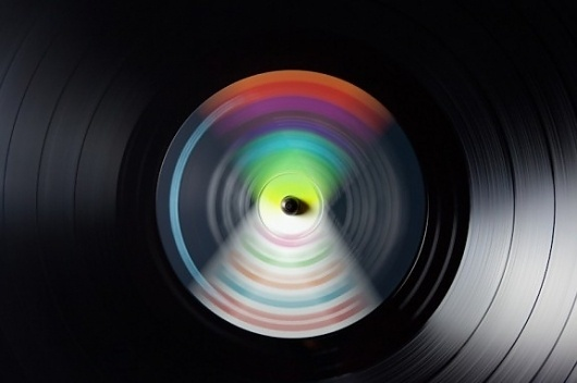 The Fox Is Black » Grandpa's Records, Photographed by Paul Octavious #prints #octavious #photography #records #paul