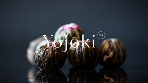 Branding Project for Japanese Brand Yojoki Tea by Ariel Di Lisio