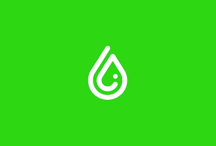 Transform Oil by Face. #logo #symbol #drop
