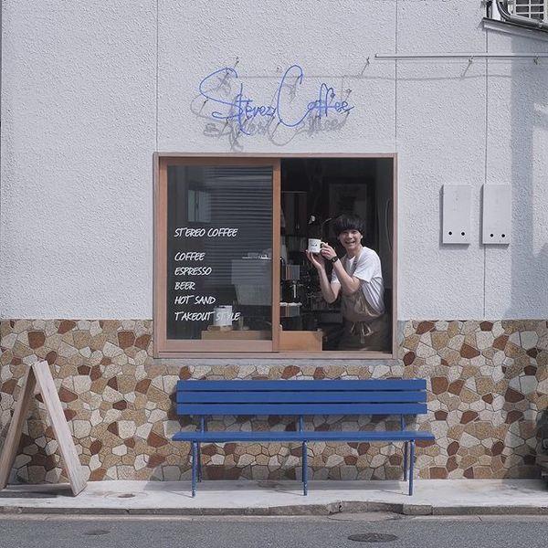 "58 Likes, 1 Comments - @kiuchi_yosuke on Instagram: ""Stereo Coffee #stereocoffee #fukuoka #coffee #cafe #goodcoffee_fukuoka #architecture #福岡 #珈琲 #おかっぱ..."""